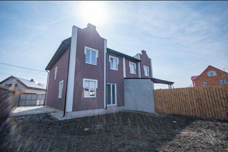Продам дом (дуплекс) под Киевом. 60000 БЕЗ КОМИССИИ