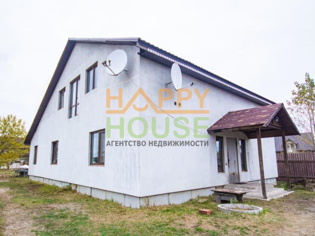 Готовый дом рядом с Киевом