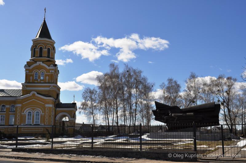 село Новые Петровцы