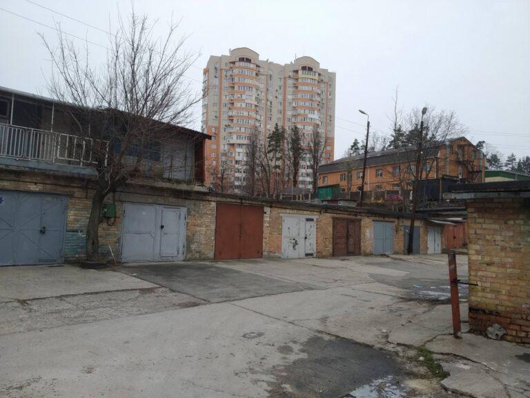 Продаж гаража в центрі м. Вишгорода