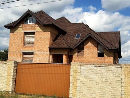 Будинок в Лютіжі 199 м.кв